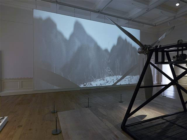 Dodo, British Art Show 8, Installation view, 2016 Image © Giles Sutherland