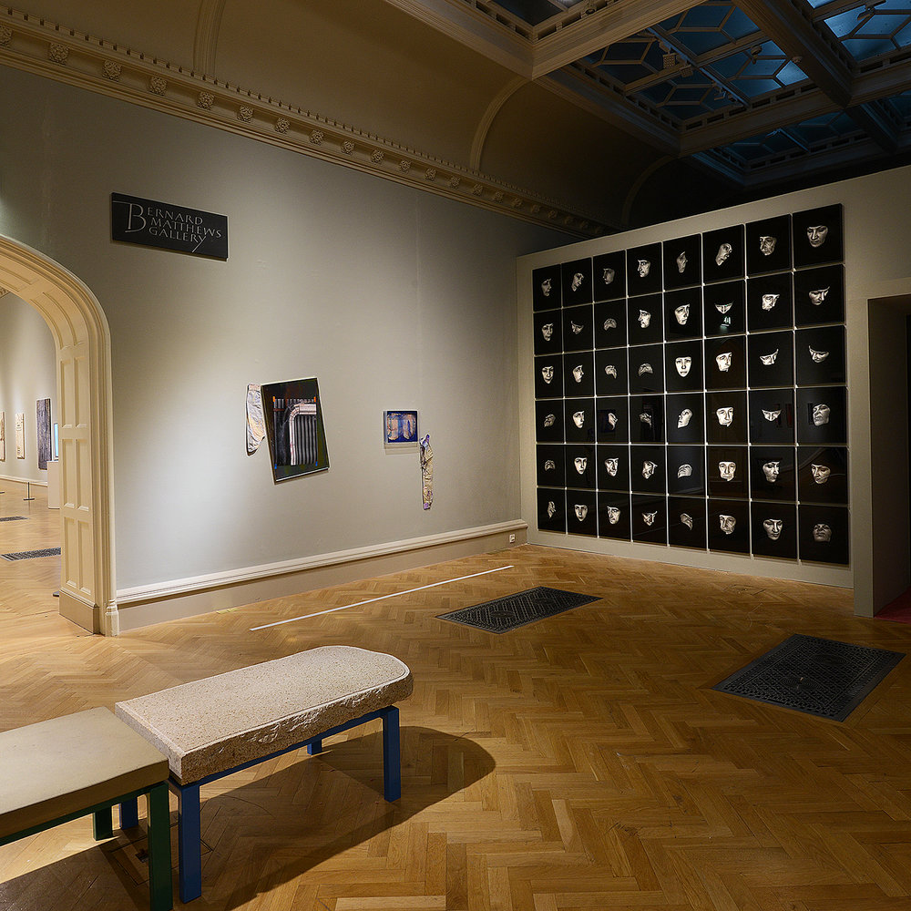 Adam Broomberg & Oliver Chanarin,  Spirit is a Bone,  2013 © Broomberg & Chanarin 2015. Installation view:  British Art Show 8 , 2015-17, Norwich Castle Museum and Art Gallery, 2016. Photo © David Kirkham