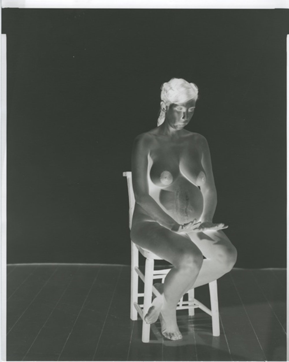 Dora Forbert, Untitled, ca 1942, From the Archive of Adela K., 8 x 10 inches, C-41 print, edition of 8, 2011
