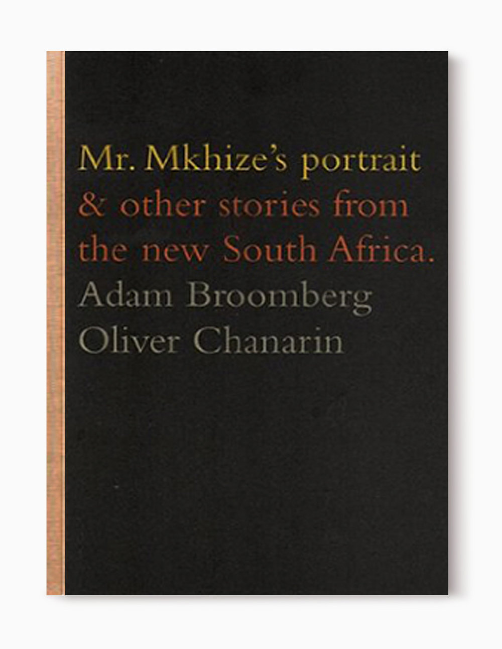 Mr. Mkhize's Portrait  Trolley, 2004