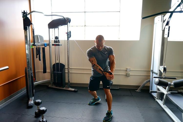 Luis Bermudez of Reliquum Training Studio