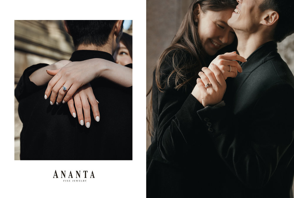 Ananta jewelry campaign