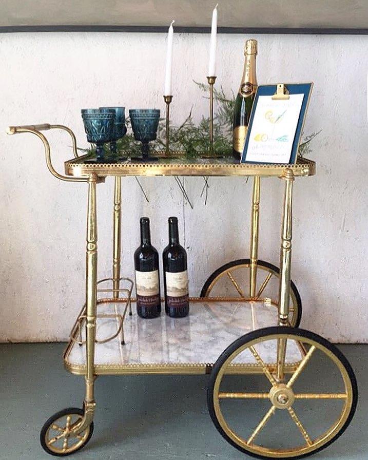 Amelia Bar Cart