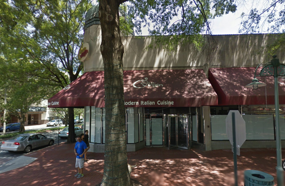 Google maps image for Campbell and Randolph