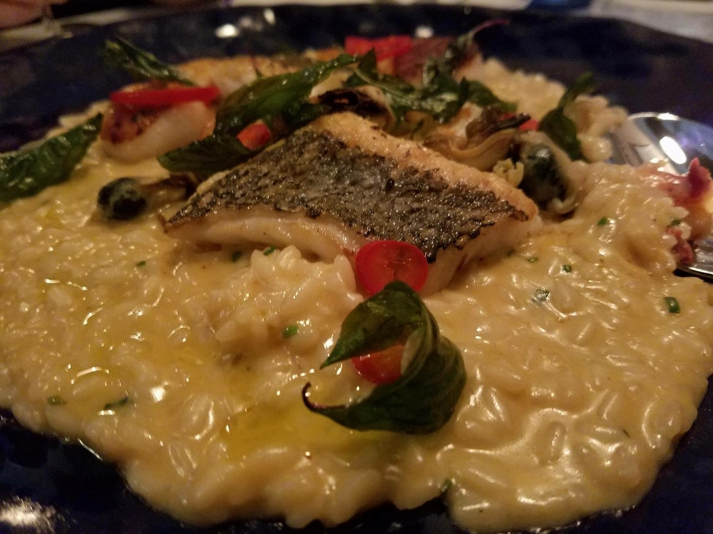 Seafood Risotto  Seafood Risotto