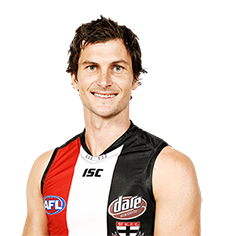 Farren Ray of the St Kilda Football Club