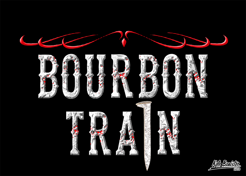 This photo simply says bourbon train. All the information regarding this train is listed below.