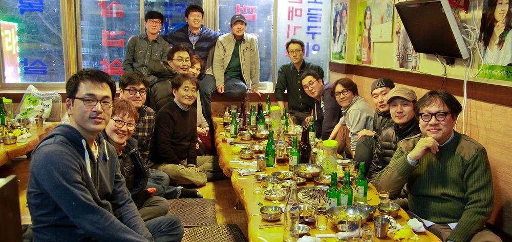 2014.12  CGK 송년회