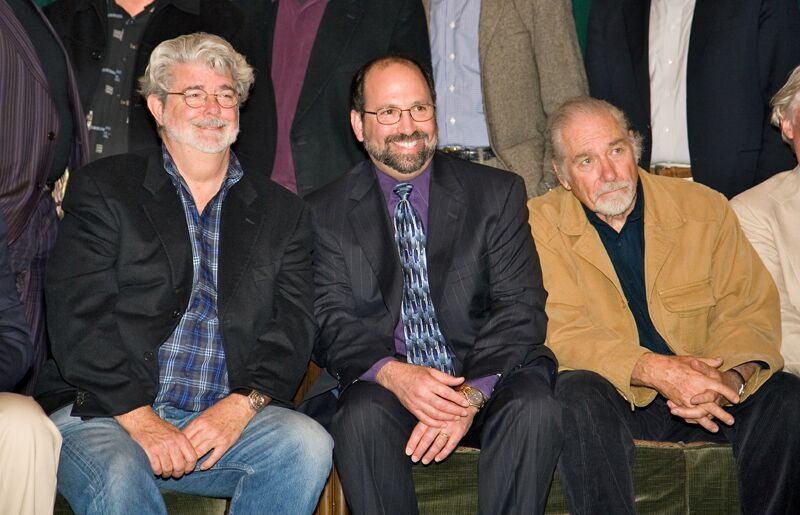 With George Lucas & Carroll Ballard
