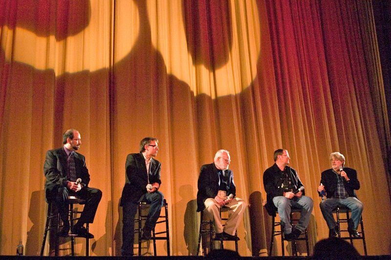 Q&A with Gary Leva, Chris Columbus, Saul Zaentz, John Lasseter and George Lucas.