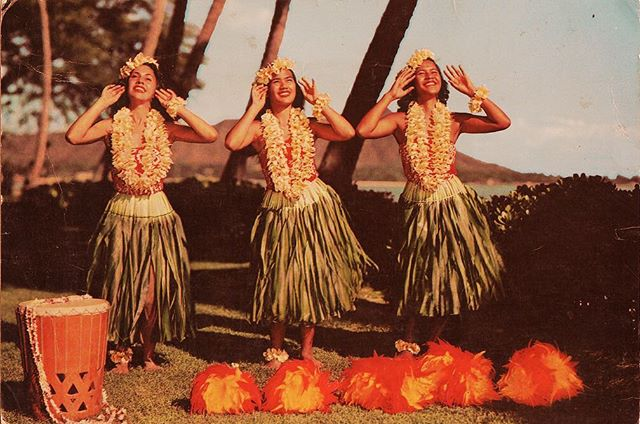Who needs a vacation?! 🌺 | From the solemn and sacred to the frivolous, Hula Kahiko has a style and mood for everyone!
