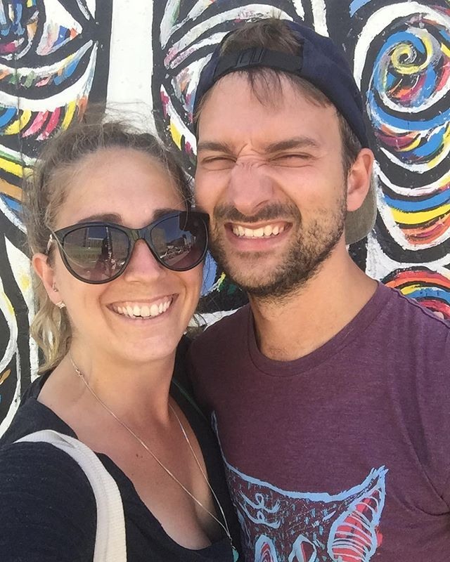 ❤️ @bk_hermann • • • • • #hbd #almost30 #love #berlinwall #berlin #streetart #eastsidegallery