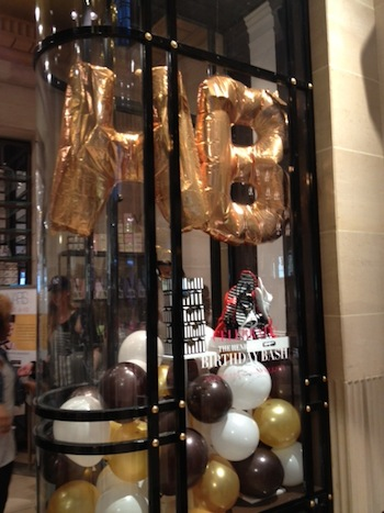 HB balloons