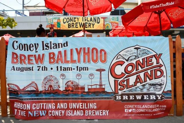 "Coney Island Brewery ""Wild""."