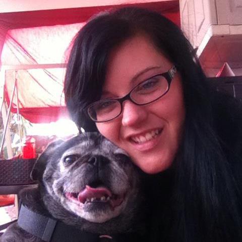 Me and Doug the Thug-Pug