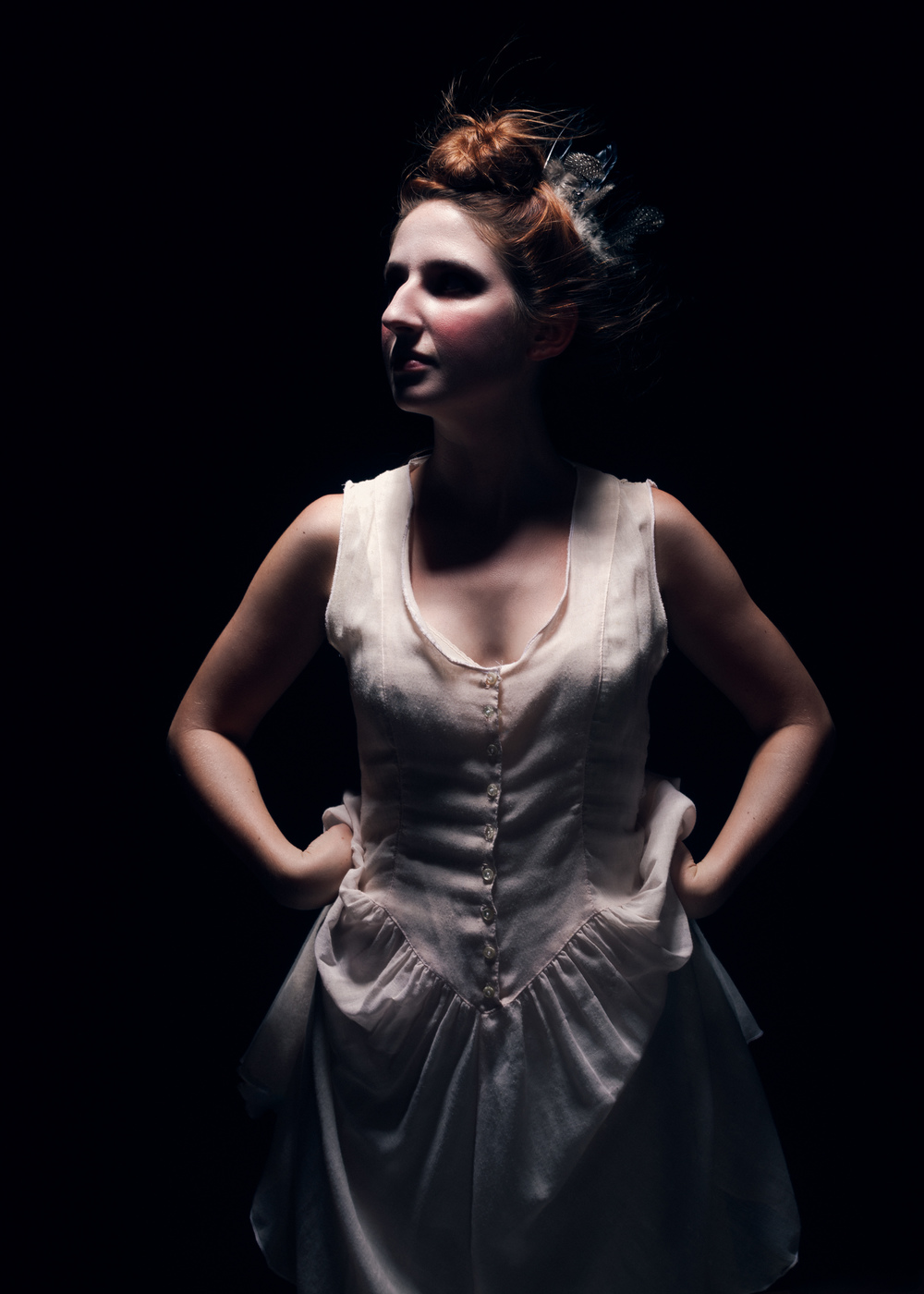 "Promotional Photo for ""Bird Girl"" - Mercy Street Theatre Company"