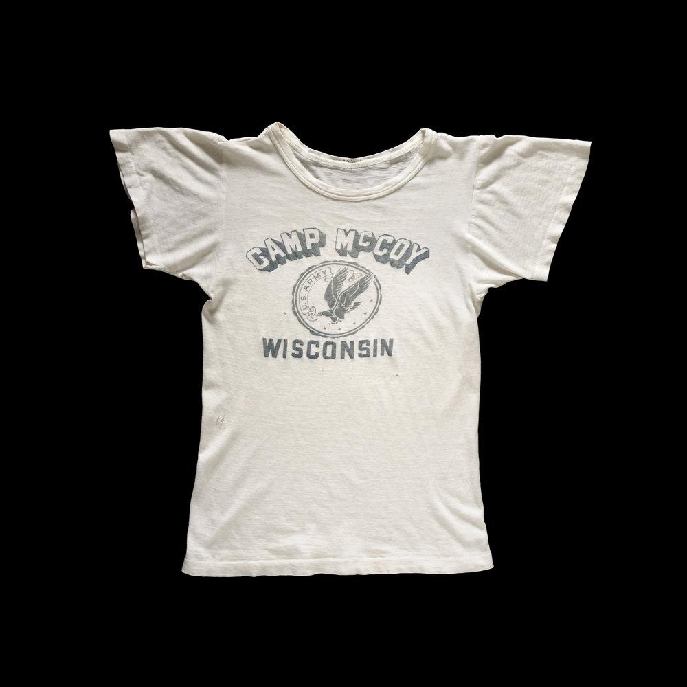WWII Camp Tee Shirt