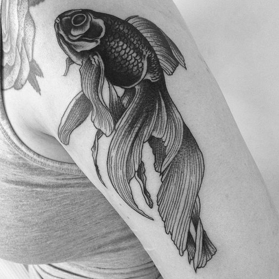 @timorsuperis a fantastic tattoo artist who creates highly realistic black and white tattoos with a twist. He creates everything from the simplistic classical tattoos to unique designs of black cats. Defiantly one to watch.