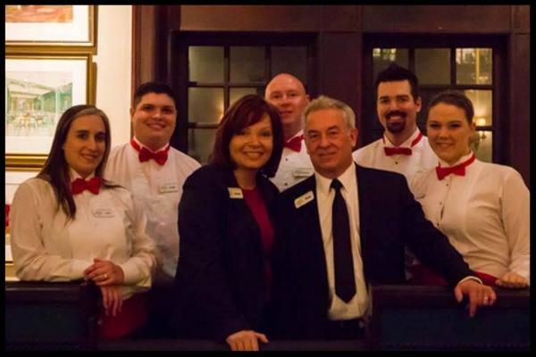 Dawn Takacs, President of Elite Casino Events & Crew