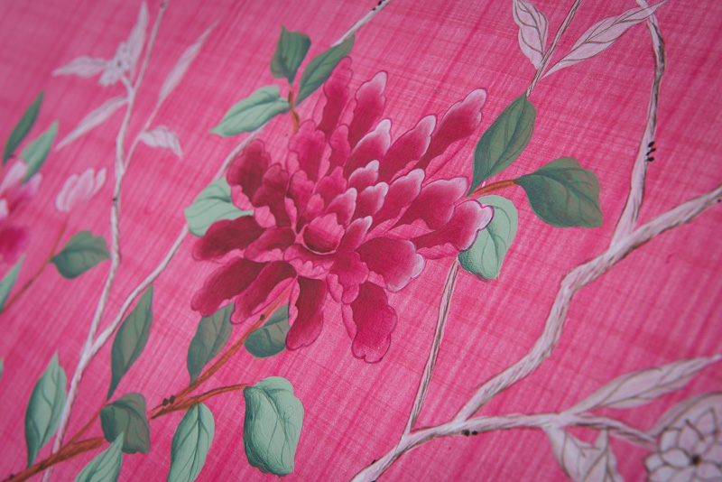 Silk Chinoiserie, Panel