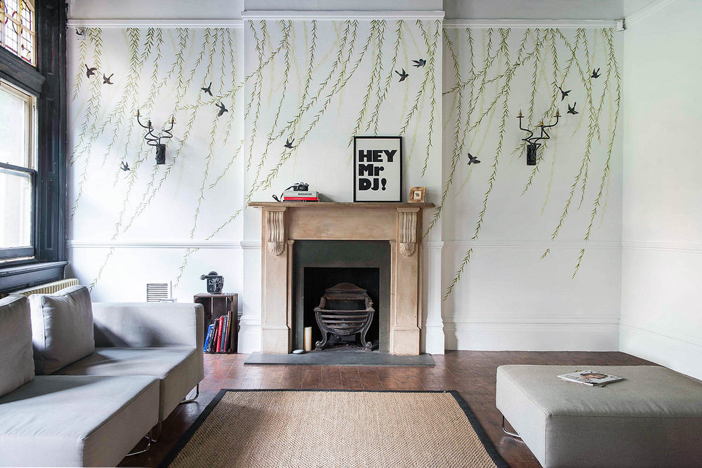 Willow Tree, London Apartment