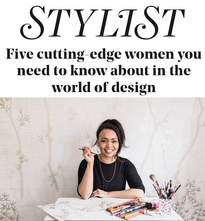 Stylist, Five Cutting edge Women, May 2017