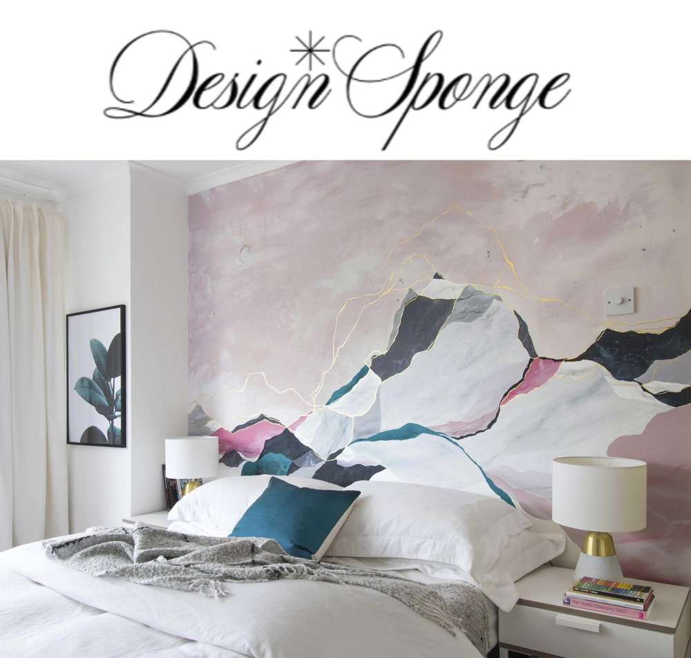 Design*Sponge - Best painted and patterned walls of 2017