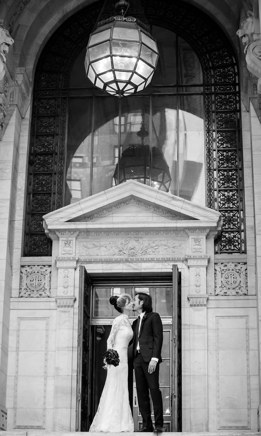 New York Public Library Wedding