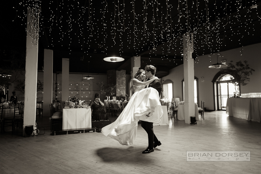 Liberty Warehouse Wedding | Wedding Planning Ang Weddings and Events | first dance