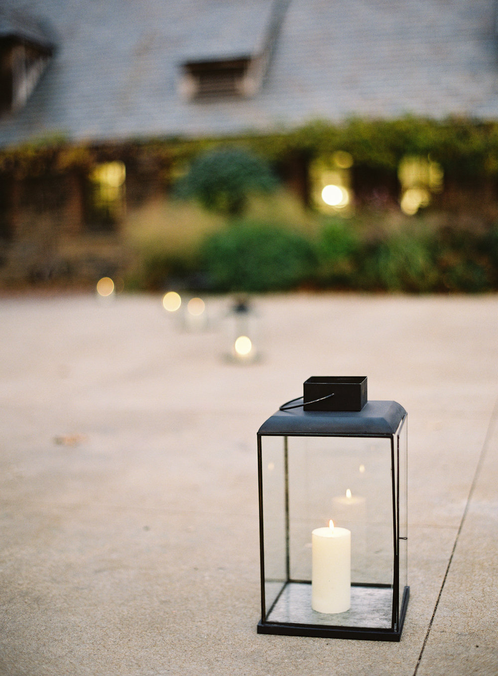 Blue Hill at Stone Barns wedding, event planner Ang Weddings and Events, photography Judy Pak, lanterns