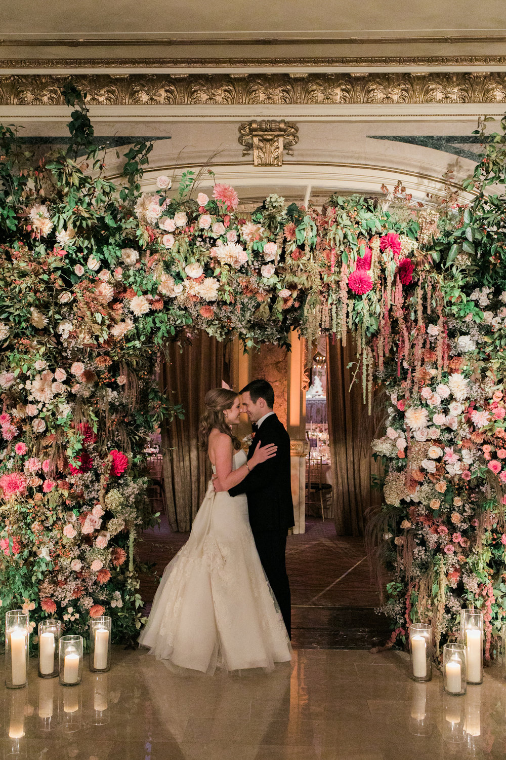 Plaza Hotel Wedding, Judy Pak Photography, Ang Weddings and Events planning, Putnam & Putnam flowers