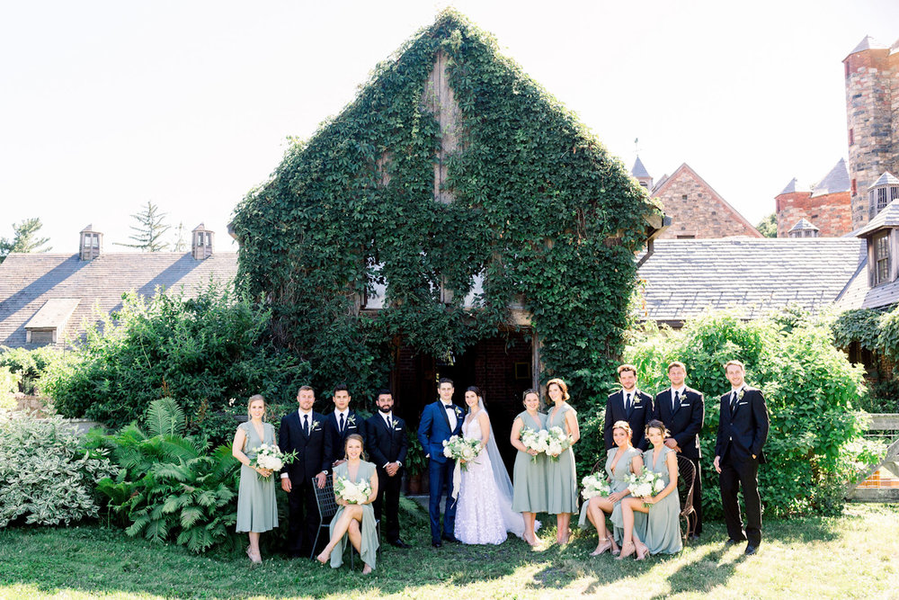 Blue Hill at Stone Barns wedding, Pocantico Hills, NY, planning by Ang Weddings and Events, photography by Mademoiselle Fiona, flowers by Poppies and Posies
