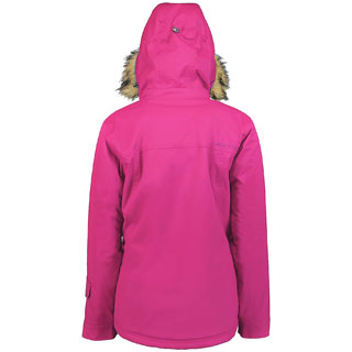ec793282a65 Cartel Brooklyn Womens Jacket - MAGENTA — CARTEL SNOW I SKI JACKETS ...