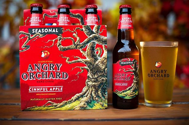 @angryorchard Cinnful Apple, get some while it lasts!