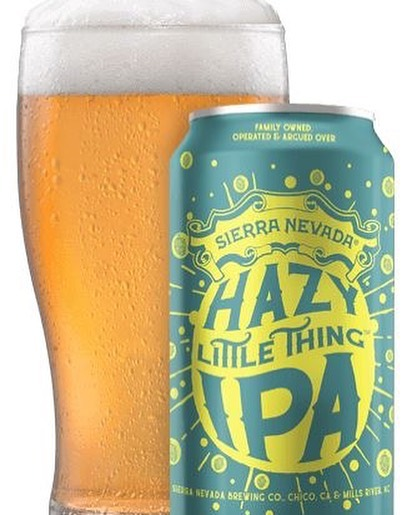 Now Available! Sierra Nevada Hazy Little Thing IPA... A hop-heavy, unfiltered, hazy little thing called IPA. As brewers, we get the privilege to sample our beers straight from the tanks in all their raw glory. Some beers need a little polishing to get ready to go out into the world, while others—the hop-heavy, rowdy, crowd-pleasers—should just be left alone. We wanted to share this brewery-only treat with you, so we present this Hazy Little Thing, our unfiltered, unprocessed IPA, straight from the tanks and into the can.