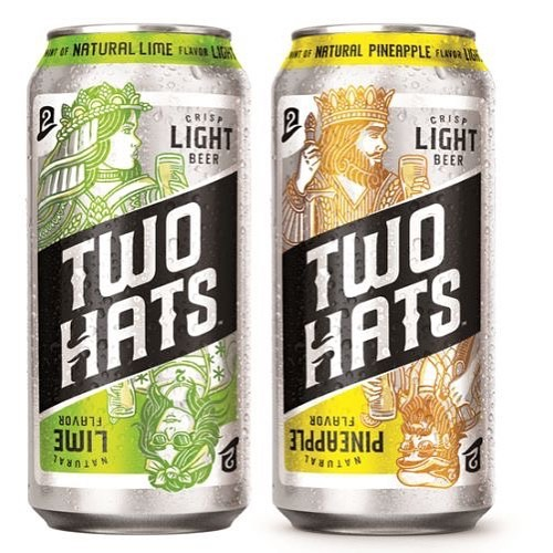 What is Two Hats?  Well-balanced, with the hint of all-natural flavors and a crisp, clean and refreshing finish.