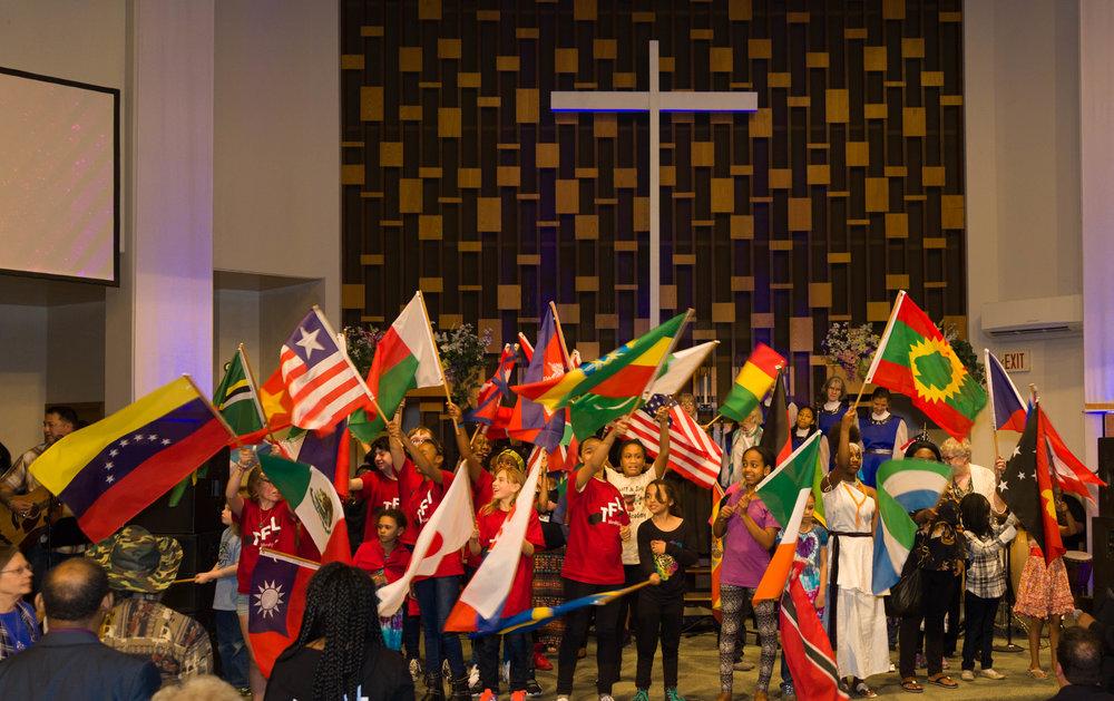 Global Worship 10