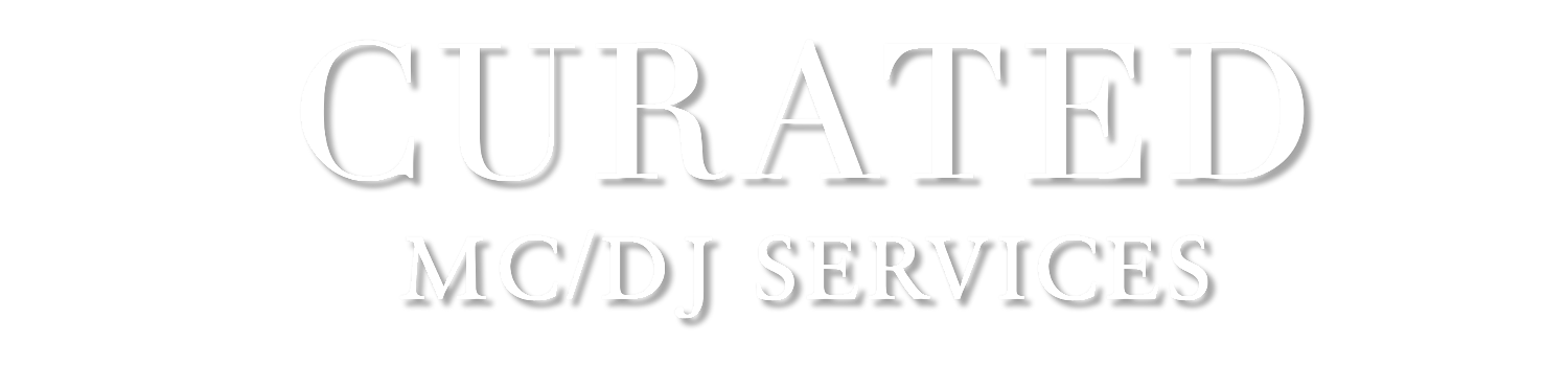 Curated MC/DJ SERVICES