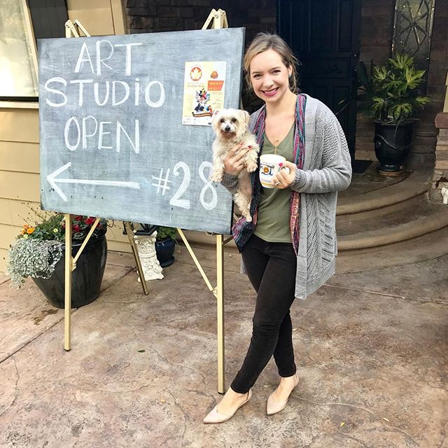Thank you to everyone who has stopped by this weekend! I've had a wonderful time catching up with friends & meeting guests and having my work find new homes 👏 . Today is your last chance to check out my studio and all of the other awesome studios in Placer County before 5pm! 🌿Have fun 🎨 . . . . . #comevisit #PlacerArtistsStudiosTour #placercounty #visitplacer #granitebayca #openstudio #artstudio #theacpc #macrameartist #mixedmediaartist #morkiesofinstagram