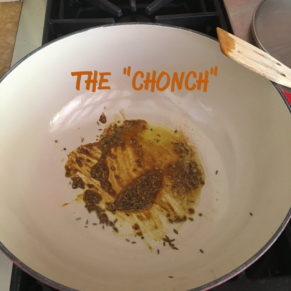 "The ""Chonch"""