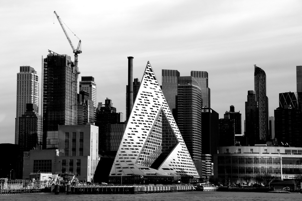 Mothership, Manhattanhood