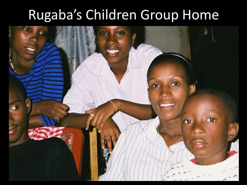 Learn more about Rugaba's Children!