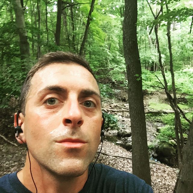 "Got out into nature today and did some #sweattherapy💦....Training in the heat and humidity to help adapt my body to the summer life in the #fdny 👨‍🚒 . . Training for life will be tough, it will challenge you, it will sometimes be the ""worst ever"" as some of our #gcwarrior clan state, but boy will it be worth it later 💪 #goalcrush #heattraining #gratefulfornature #alwaysbecrushing #perspective #keepyourpeace #losttime #unplug #onelife"