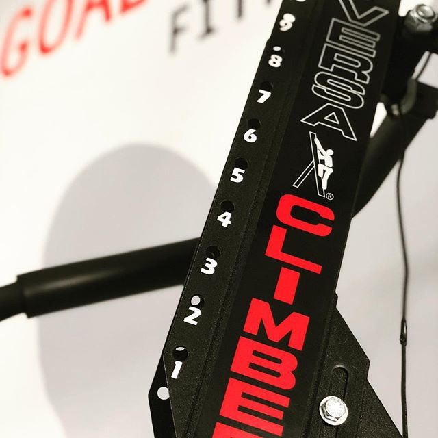If you don't know about this....you are missing out 😉 This non-impact, compact, versatile, total body crushing tool has helped our clients achieve amazing results. You will only find it here @goalcrushfit  #alwaysbecrushing #goalcrush #versaclimber #leanmuscle #posture #gluteworkout #legsfordays #byebyecellulite #askmehow