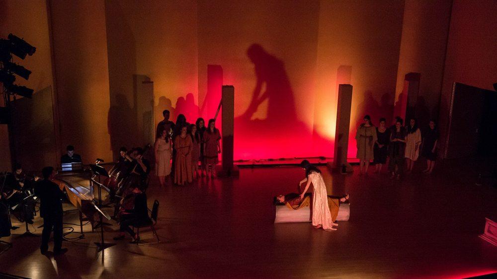 Dido and Aeneas - Conservatoire de musique de Montréal
