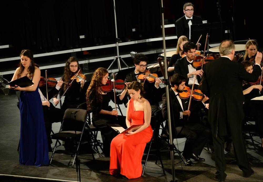 Requiem de Mozart - Conservatoire de musique de Montréal