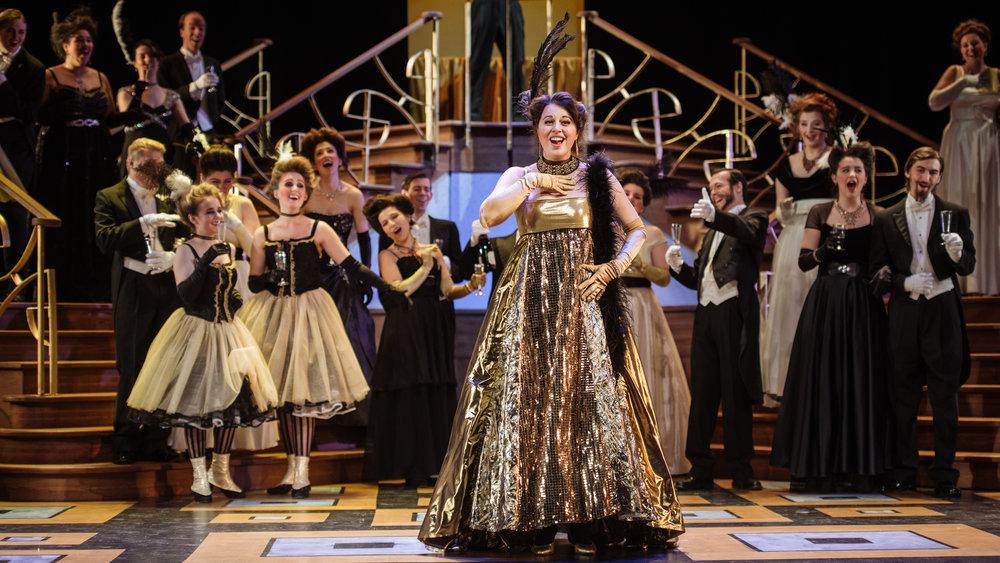 Die Fledermaus - Opéra McGill