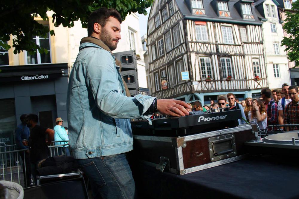 Marst @ Fête de la musique, Rouen