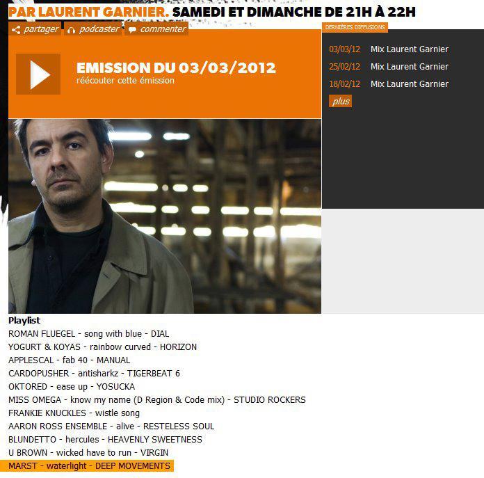 Le Mouv' - FR - March 2012