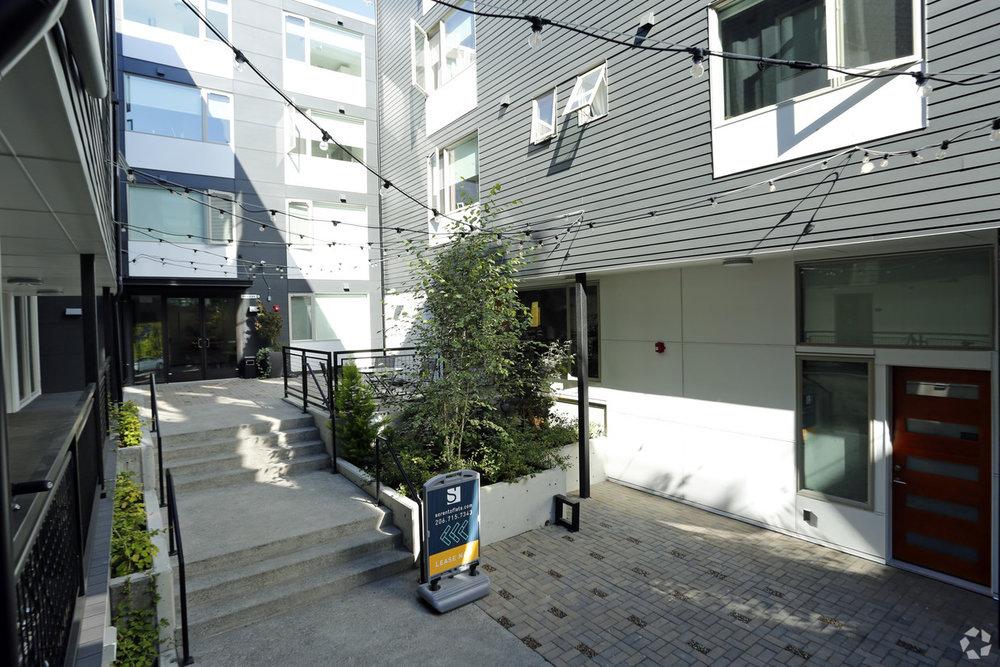 Sorento Lofts   Low impact studio homes on Yesler   Now Leasing